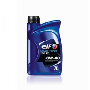 Olej Elf Evolution 700 STI 10W40 1 L