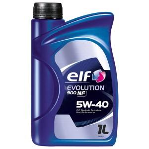 Olej Elf Evolution 900 NF 5W40 1 L