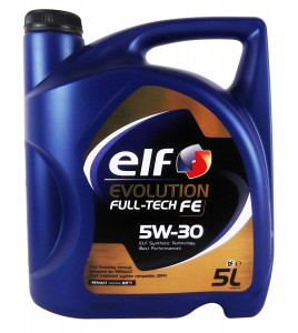 Olej Elf Evolution FE Full-Tech 5W30 5L