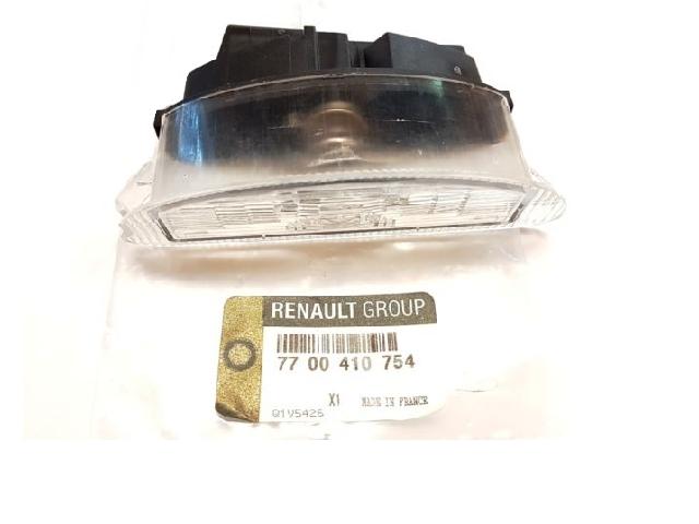 Lampka Oświetlenia Tablicy Rejestracyjnej Clio Ii Twingo Renault 7700410754